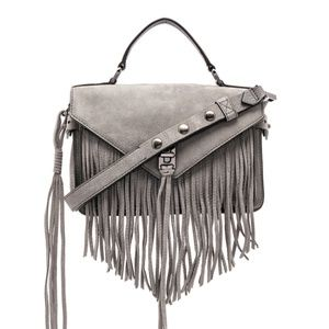 Rebecca Minkoff Small Darren bag with fringes